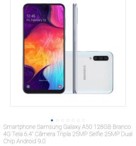 Samsung Galaxy a50, 128g