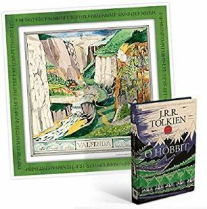 O Hobbit + Pôster - Capa Dura