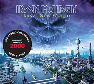 Iron Maiden: Brave New World (2015 Remaster) [CD]