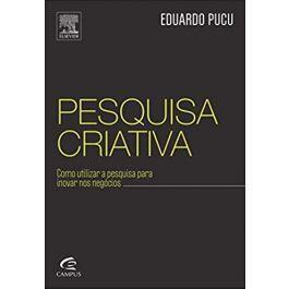 Livro - Pesquisa Criativa - R$10