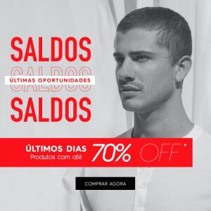 Até 70% OFF nas Lojas Renner | Masculino