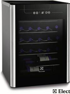 Adega de Vinhos Electrolux para 24 Garrafas com até 18° C - ACS24