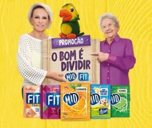 Compre produtos Mid e Fit e concorra a prêmios | Mid e Fit