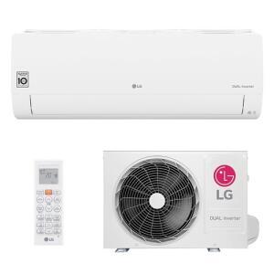 [CC Americanas] Ar Condicionado Split LG Dual Inverter 12.000 BTU/h Frio 220v | R$1.388