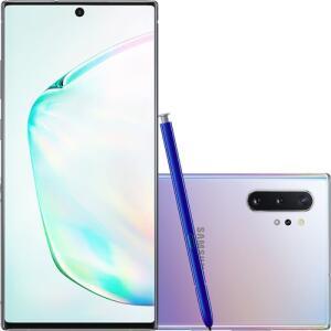Smartphone Samsung Galaxy Note 10+ 256GB Dual Chip R$ 3869