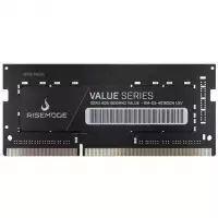 Memória RAM Rise Mode 4GB 1600MHz DDR3 Notebook - RM-D3-4G1600N