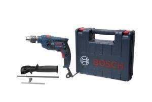 "Furadeira de Impacto Bosch 650w Velocidade - Variável Mandril 1/2"" GBS 13 RE Profissional"
