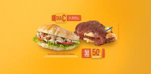 [30/01] 50% OFF em 8 sabores do Croasonho
