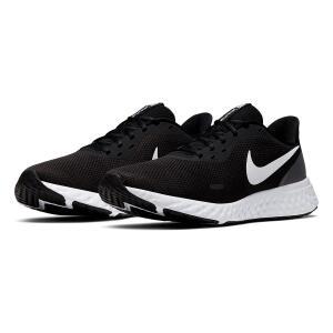 Tênis Nike Revolution 5 Masculino - Preto e Branco R$195