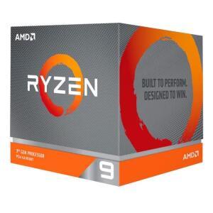 Processador AMD Ryzen 9 3900x 3.8ghz (4.6ghz Turbo) 12-Core 24-Thread Wraith Prism RGB AM4 S/ Video - 100-100000023BOX