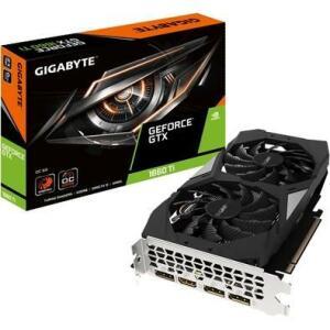 [APP] Placa de Vídeo Gigabyte NVIDIA GeForce GTX 1660 Ti OC 6G, GDDR6 - GV-N166TOC-6GD