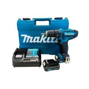 "Furadeira Parafusadeira de impacto 3/8"" à bateria 12 volts - HP331DWYE - Makita"
