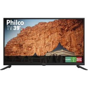 TV LED 39 Philco PTV39F61D HD | R$749