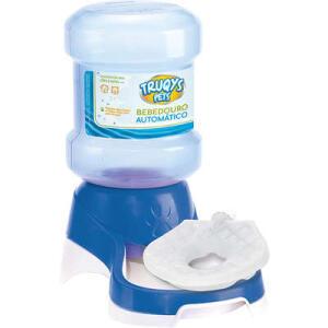 Bebedouro Automático Ice Truqys Pets Azul com Galão