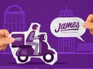 R$12 OFF em pedidos acima de R$29 no James Delivery
