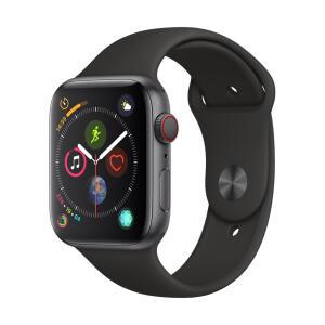 Apple Watch Series 4 GPS + Cellular - 44mm - Caixa cinza