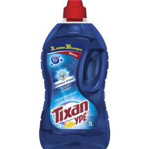 Detergente liquido tixan ype p/roup primaver 3lts
