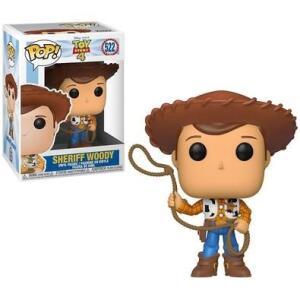 Pop! Woody: Toy Story 4 (Disney) #522 - Funko