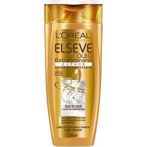 Shampoo Elseve Óleo Extraordinário Cachos 200ml