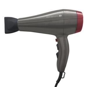 Secador Gama Italy Titan Keratin 3D 2100W R$ 80