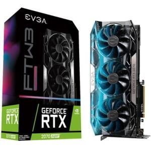 GeForce RTX 2070 Super EVGA FTW3 Ultra Gaming 8GB GDDR6