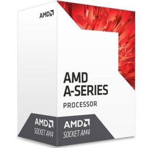(APP) Processador AMD A8 9600 Bristol Ridge, Cache 2MB, 3.1GHz (3.4GHz Max Turbo), AM4
