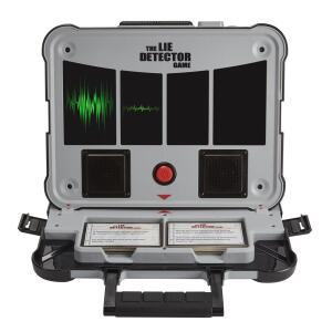 Jogo Hasbro - Detector de Mentiras R$ 119