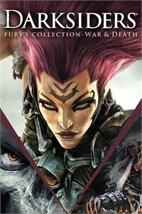 Jogo Darksiders Fury's Collection war & Death - Xbox One | R$16