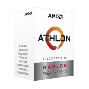 Processador AMD Athlon 3000G AM4 3.5Ghz 4MB Cache - R$279