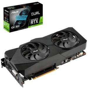 Placa de Vídeo Asus Dual NVIDIA GeForce RTX 2070 8GB, GDDR6 - DUAL-RTX2070-O8G-EVO