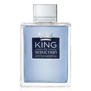 King of Seduction Antonio Banderas Eau de Toilette Masculino R$128