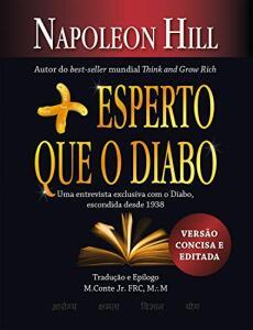 [R$8,91 p/ KINDLE] Livro Mais experto que o diabo