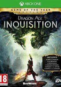 Dragon Age Inquisition GOTY Edition - Xbox One R$75