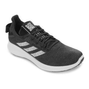 Tênis Adidas Sensebounce Street Masculino - Preto e Branco R$238
