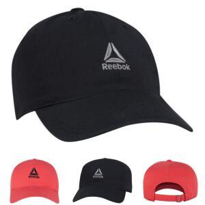 Boné Aba Curva Reebok ACT FND Logo - Strapback - Adulto