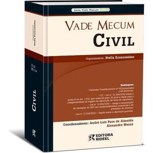 Livro - Vade Mecum Civil - R$ 9,72