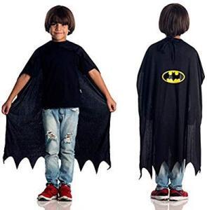 Capa Batman - 3 a 12 anos