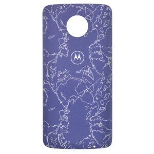 Moto Z Style Shell - Azul R$ 10