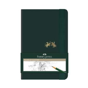 Caderno Sem Pauta 80FLS Sketchbook - Faber-Castell | R$22