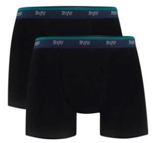 Kit 2 cuecas boxer Trifil algodão - R$17