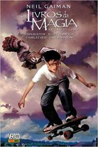 HQ - Livros da Magia | R$34