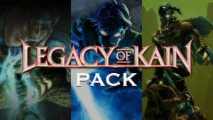 3 jogos - Legacy of Kain Pack - Steam Key