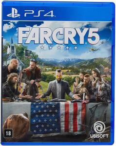 Far Cry 5 - PlayStation 4 (52% de desconto)