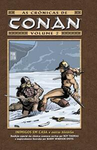 As Crônicas de Conan - Volume 2 | R$43