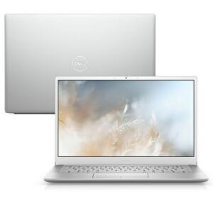 "Notebook Ultrafino Dell Inspiron i13-7391-M30S 10ª Ger. Intel Core i7 8GB 512GB SSD Placa Vídeo NVIDIA 13.3"" Windows 10"