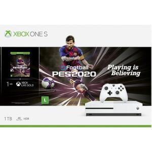 Xbox One S 1 TB PES 2020
