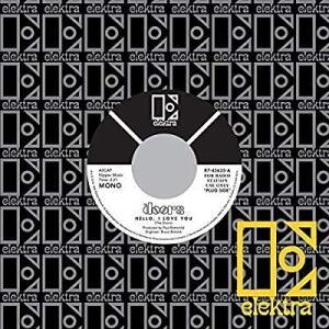 "(Prime)Disco de vinil The Doors Hello, I Love You 7"" vinyl"