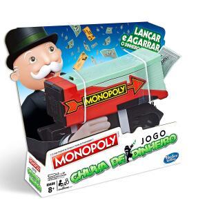 Monopoly Cash & Grab, Jogos, Multicor R$ 33