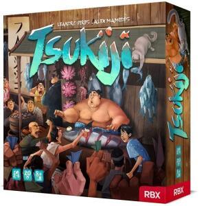 Tsukiji - Jogo de Tabuleiro - Redbox | R$170