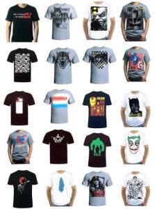 Kit 10 Camisa Camiseta Blusa Masculina